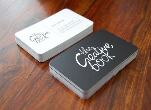 Xu hướng thiết kế in card visit đẹp