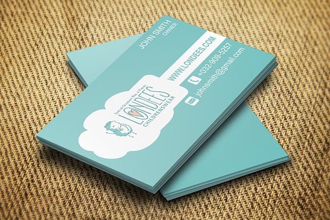 Xu hướng thiết kế name card mới Xu hướng thiết kế card visit đẹp 2017
