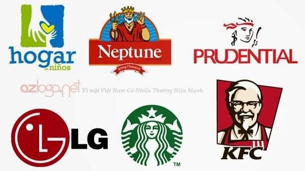 Thiết kế logo biểu tượng con người
