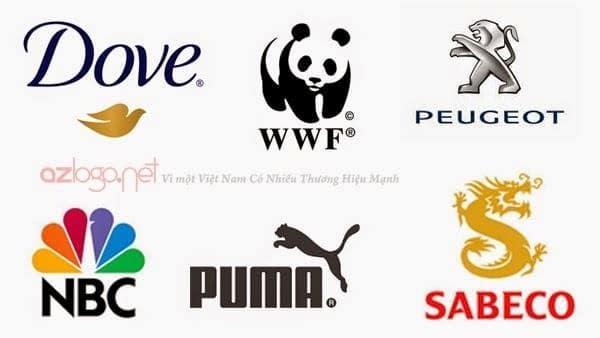 Thiết kế logo biểu tượng động vật